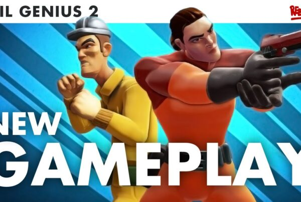 Evil Genius 2 New Gameplay